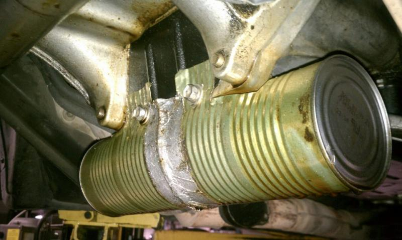 Catchcan on Silverado Rear Main Seal Replacement